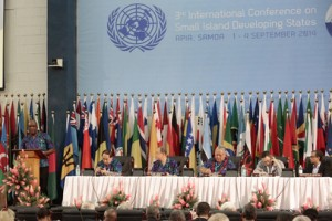 Meeting of the International Conference on Small Island Developing States, UNPhoto by Evan Schneider