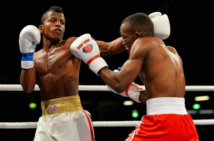 Light flyweight Joahnys Oscar Argilagos Perez will fight for Cuba Domadores ©Getty Images