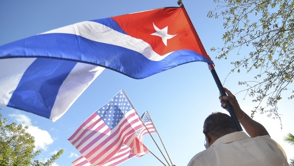 Cuba and the United States are due to exchange embassies soon, even while the blockade on the island remains in place. | Photo: EFE