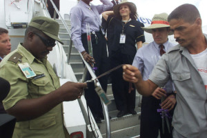 Talks to begin to allow commercial passenger flights to Cuba.   Photo by Jorge Rey/Getty Images