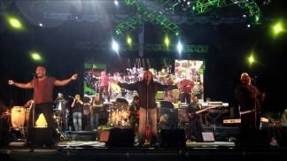 The U.S. band Earth, Wind and Fire. EFE/File